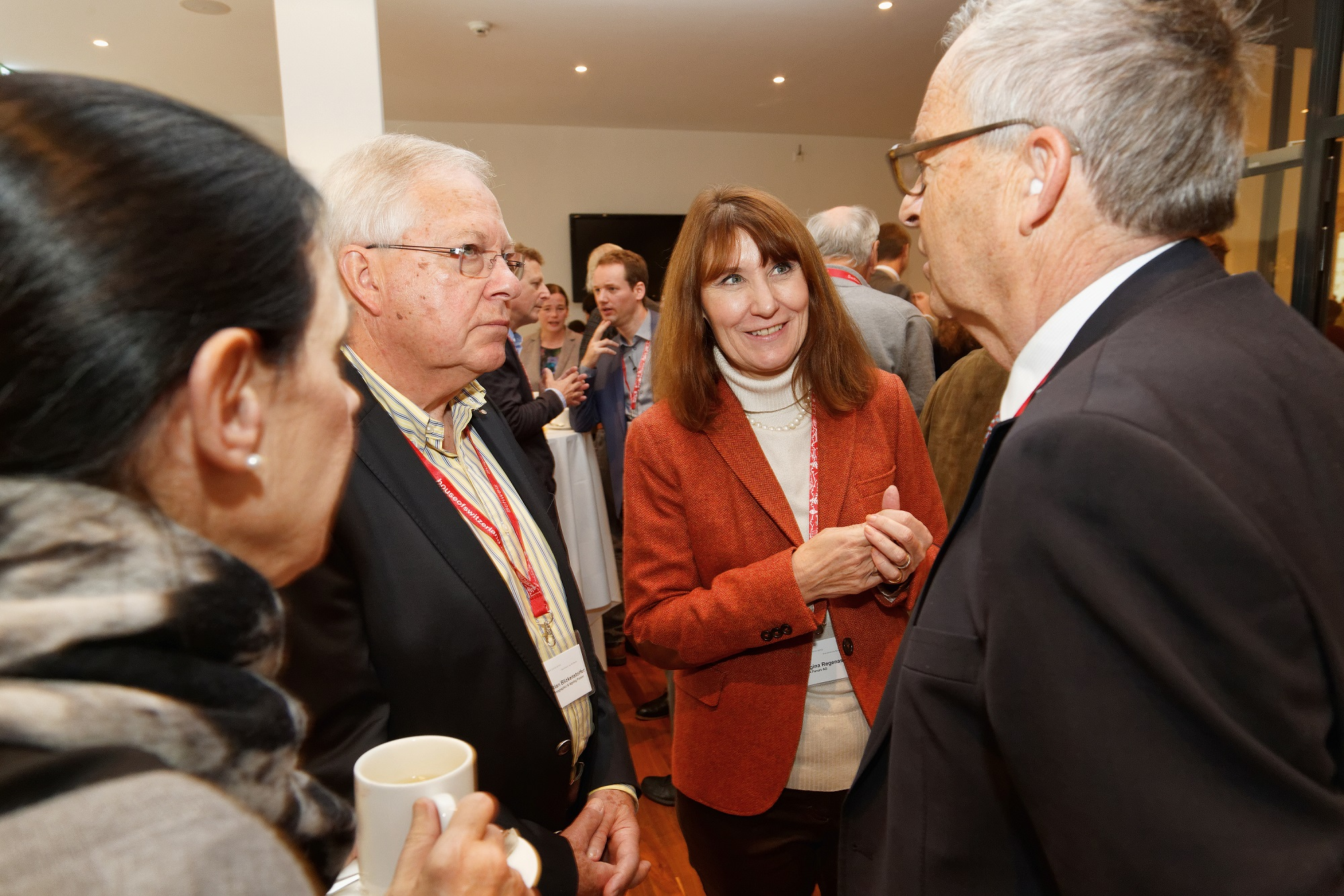 ENGELBERG/OW, 15. OKTOBER 2015 - 14. ACADEMIA ENGELBERG: 14. Wissenschaftsdialog Academia Engelberg zum Thema: 'Zukunftsfaehige Wirtschaftssysteme' im Kursaal Engelberg. ths/Photo by: E.T.STUDHALTER / ACADEMIA ENGELBERG ABRUCK HONORARFREI+++FREE OF CHARGE
