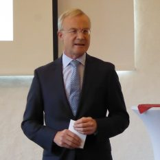 Verein Freunde der Academia | Neuausrichtung der Academia Engelberg | 16. November 2017 | Bernard Kobler