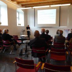 Verein Freunde der Academia | Neuausrichtung der Academia Engelberg | 16. November 2017
