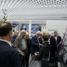 Verein Freunde der Academia | Besichtigung der Firma Komax